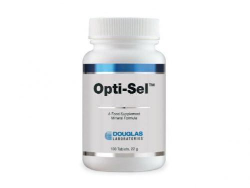 Opti-Sel 200 mcg 100 Tablets - Douglas Labs