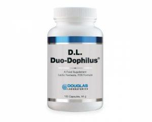 DL Duo Dophilus 100 caps - Douglas Laboratories
