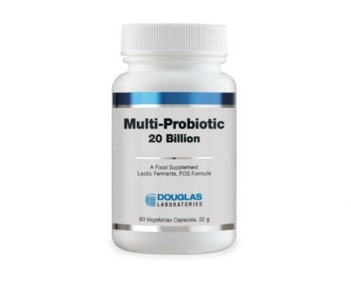 Multi Probiotic 20 billion 90 Veg Caps - Douglas Laboratories