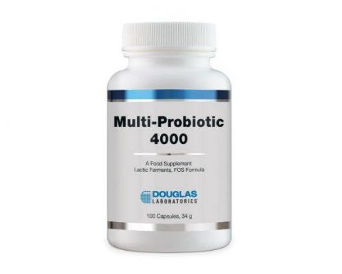 Multi-Probiotic 4000 100 Caps - Douglas Laboratories SOI**