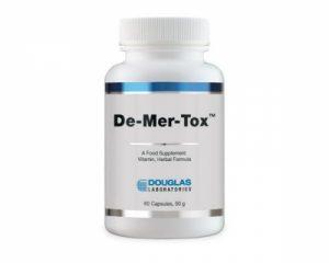 De-Mer-Tox 60 Caps - Douglas Laboratories
