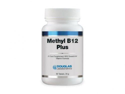 Methyl B12 Plus 90 Tablets - Douglas Labs
