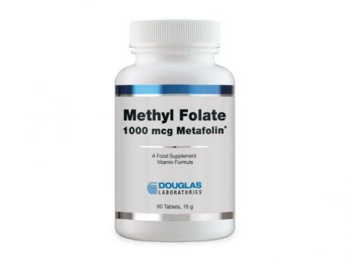 Methyl-Folate 60 Tablets - Douglas Labs
