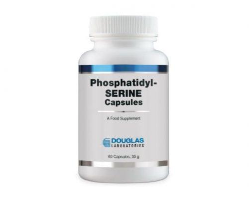Phosphatidyl serine 60 caps - Douglas Labs
