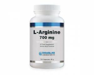 L-Arginine 700mg 100 Caps - Douglas Laboratories