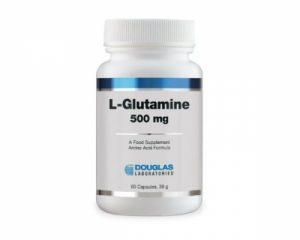 L-Glutamine 500mg 60 Caps - Douglas Laboratories