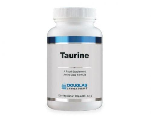 Taurine (500 mg) - 100 Capsules - Douglas Laboratories