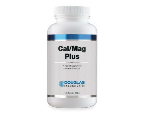 Cal / Mag PLUS 180 tabs - Douglas Labs