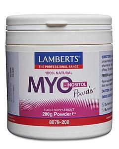 Myo Inositol - 200g - Lamberts