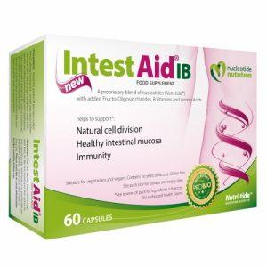 IntestAid®IB - 500mg - 60 capsules