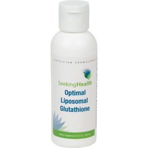 Optimal Liposomal Glutathione (Tropical) - 4 oz - Seeking Health