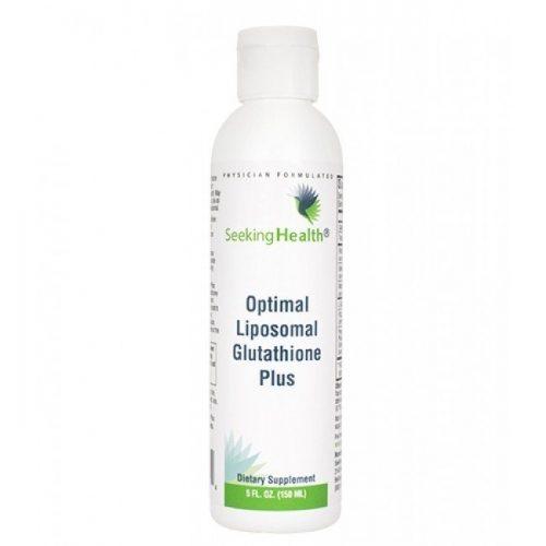 Optimal Liposomal Glutathione Plus - 30 Servings - Seeking Health