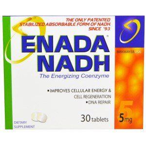 ENADA® NADH 5mg, 30 Tabs - Prof Birkmayer Health Pro