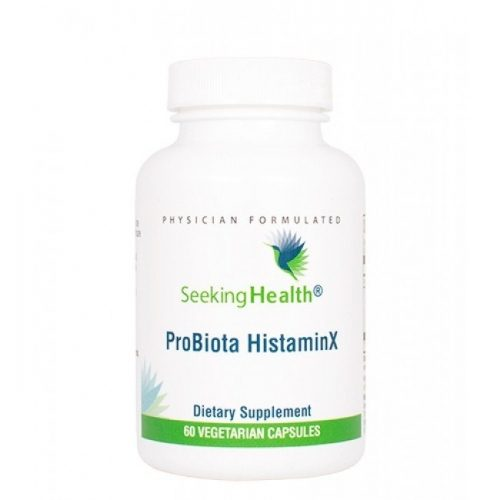 ProBiota HistaminX, 60 Veg Caps - Seeking Health