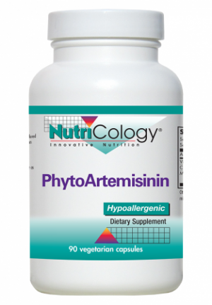 PhytoArtemisinin 90 Vegetarian Capsules - Nutricology / ARG