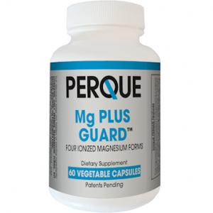 Mg Plus Guard 60 vegcaps- Perque