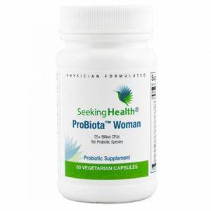 ProBiota Woman- 60 Capsules- Seeking Health