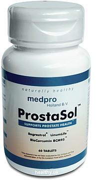 ProstaSol 60 Tablets - MedPro