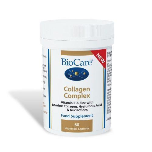 Collagen Complex - 60 Capsules - BioCare