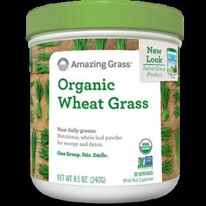 Amazing Grass - Organic Wheat Grass - 240g
