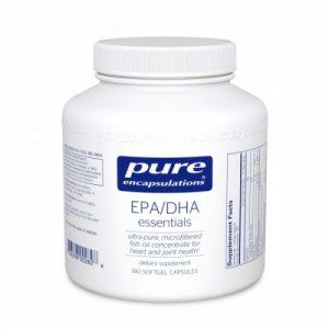 EPA/DHA Essentials 180 softgels - Pure Encapsulations
