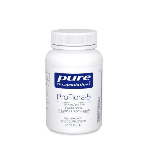 ProFlora-5 60's- Pure Encapsulations