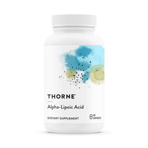 Alpha-Lipoic Acid - 60 Capsules - Thorne