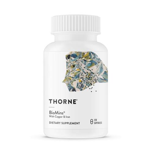 Biomins - 120 Capsules - Thorne Research - SOI**