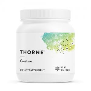 Creatine - 16oz- Thorne Research - SOI**
