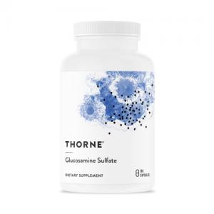Glucosamine Sulfate - 180 Capsules - Thorne Research - SOI**