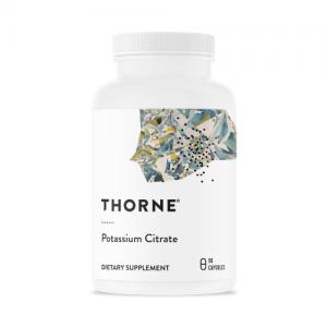 Potassium Citrate- 90 Capsules- Thorne-SOI**