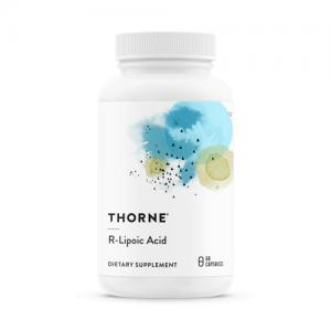 R-Lipoic Acid- 60 Capsules- Thorne- SOI**