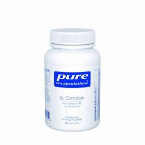 B6 Complex - 60 Capsules - Pure Encapsulations