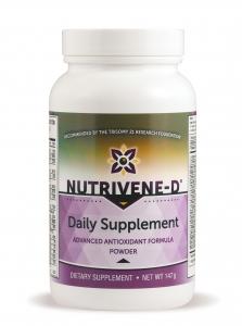 NuTriVene-D Daily Supplement Powder - 156 g