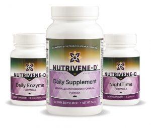 NuTriVene-D Complete Program with Powder