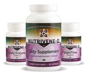 NuTriVene-D Complete Program With Capsules