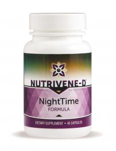 Nutrivene-D NightTime Formula - 45 Caps