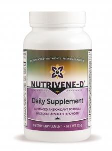NuTriVene-D Daily Supplement (Microencapsulated Powder) - 165g