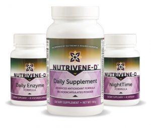 NuTriVene-D Complete Program with Microencapsulated Powder