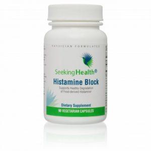 Histamine Block - 90 Capsules - Seeking Health