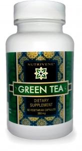 Nutrivene Green Tea (500mg) - 60 veg caps
