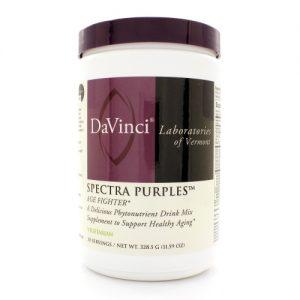 Spectra Purples, 328.5g, 30 Servings - DaVinci Labs