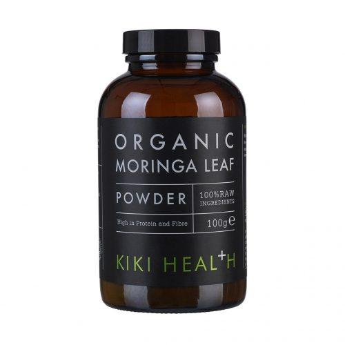Organic Moringa Leaf 100g - Kiki Health