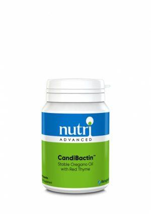 CandiBactin 60 Capsules - Nutri Advanced