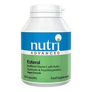 Esterol 100 Capsules - Nutri Advanced
