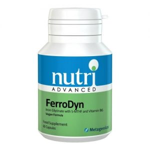Ferrodyn 60 Capsules - Nutri Advanced