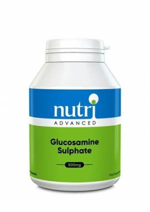 Glucosamine Sulphate 180 Caps - Nutri Advanced