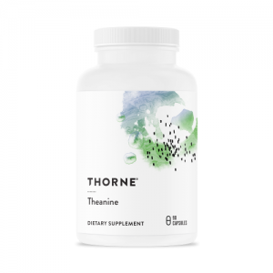 Theanine, 90 Capsules, Thorne Research