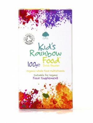 Kid's Rainbow Food - 100g Drink Powder - G&G Vitamins