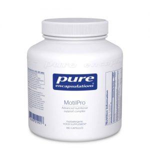 MotilPro 180 Capsules - Pure Encapsulations
